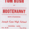 1963 Tom Rush in concert at Case High School  Hootenanny.