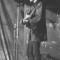 1968 - Tom Rush performs in Cambridge Folk Festival, MA. Photo: Alan Hoyle
