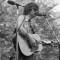 1975 - Tom Rush at Tufts University Spring Concert. Photo: John Thompson