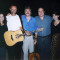 August 1999 - Lynn Miles, Jonathan Edwards, Tom Rush, Joe Mennonna and Dee CarstensenCain Park - Cleveland, OH. Photo: Joe Cunderman