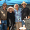 Tom Rush, Judy Collins, Arlo Guthrie and Eric AndersenJudy Collins' Wildflower Festival - July 2002 Photo: Lois Nielson