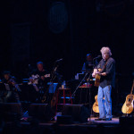 Tom Rush performing at A Prairie Home Companion, held in the Town Hall in New York - April 18, 2009 | © Bill Campbell, All rights reserved.