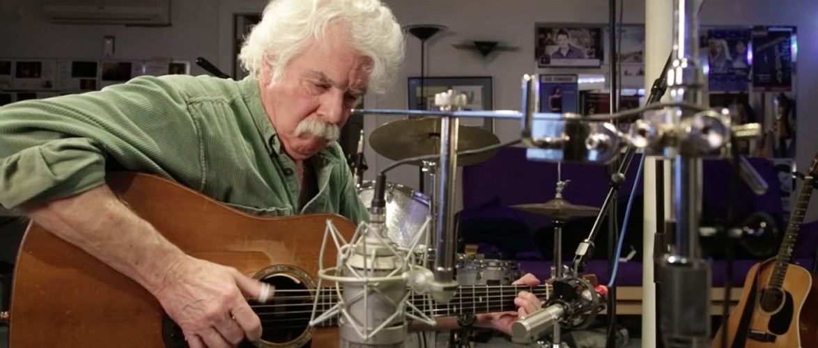 "Tom plays ""Mole's Moan"" for Gene Shay farewell on WXPN"