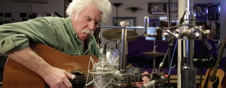 Master of folk music gives a stunning performance