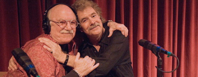 Gene Shay WXPN Folk Show features archival Tom Rush interviews