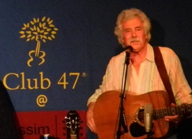 Tom at Passim
